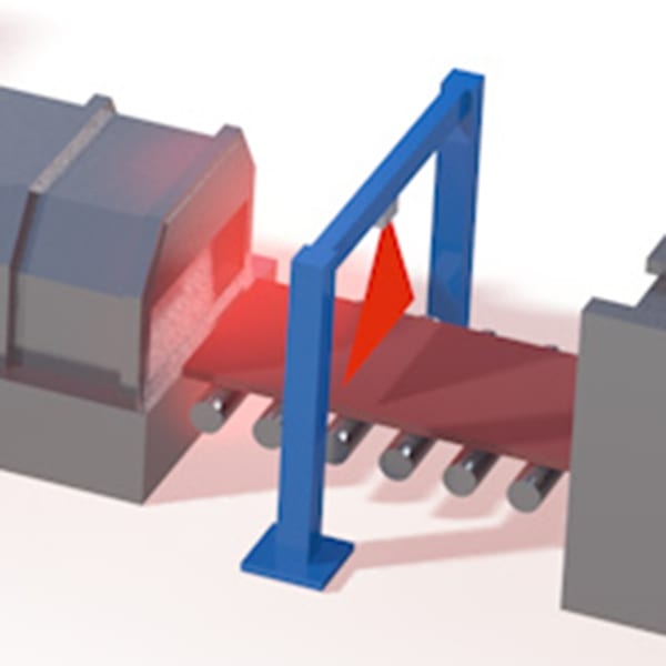Process layout Strips detail