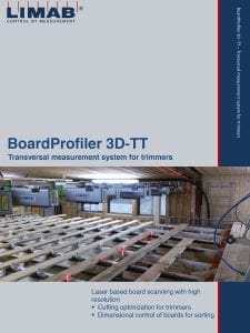 LIMAB-BoardProfiler 3D TT for trimmers