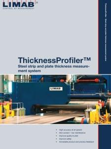Download ThicknessProfiler brochure