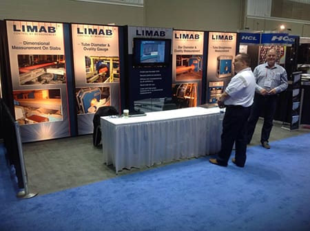 LIMAB at AISTech 2014
