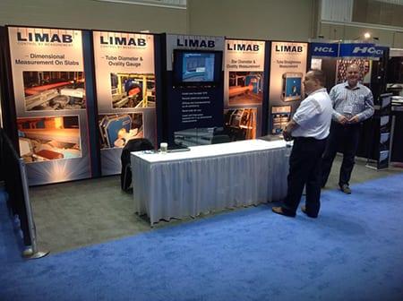 LIMAB at AISTech 2014
