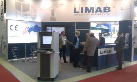 LIMAB at Lesdrevmash exhibition