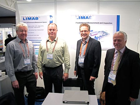 LIMAB at Global Gypsum Istanbul