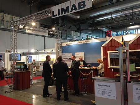 LIMAB at Xylexpo