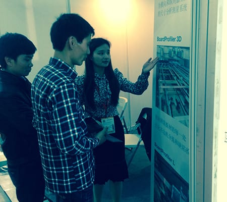 LIMAB at the Domotec Asia show