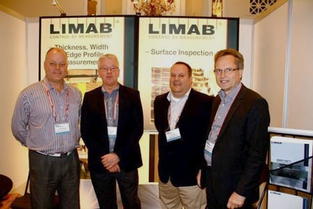 at the LIMAB at Global Gypsum Conference